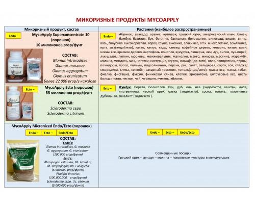 MycoApply  Ecto 1.0 г