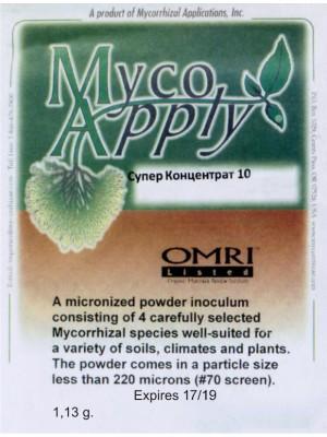MycoApplySuperconcentrate 10 (Endo) 1,13 г  (25 тыс. спор)